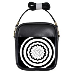 Mandala Girls Sling Bag by HermanTelo