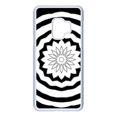 Mandala Samsung Galaxy S9 Seamless Case(white)