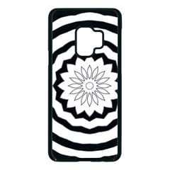 Mandala Samsung Galaxy S9 Seamless Case(black)
