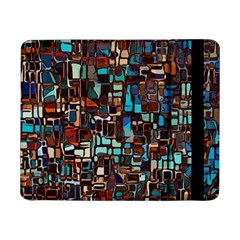 Mosaic Abstract Samsung Galaxy Tab Pro 8 4  Flip Case by HermanTelo