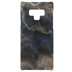 Marble Surface Texture Stone Samsung Note 9 Black Uv Print Case  by HermanTelo