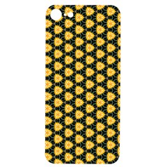Pattern Halloween Pumpkin Color Yellow Iphone 7/8 Soft Bumper Uv Case