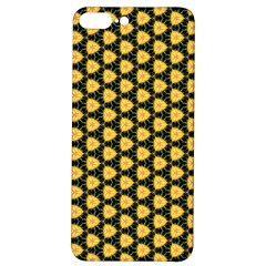 Pattern Halloween Pumpkin Color Yellow Iphone 7/8 Plus Soft Bumper Uv Case