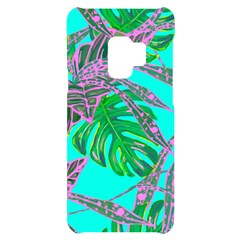 Painting Oil Leaves Nature Reason Samsung S9 Black Uv Print Case