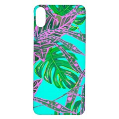 Painting Oil Leaves Nature Reason Iphone X/xs Soft Bumper Uv Case