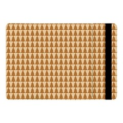 Pattern Gingerbread Brown Tree Apple Ipad Pro 10 5   Flip Case