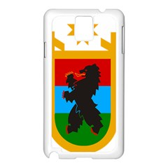 Coat Of Arms Of Russian Republic Of Karelia Samsung Galaxy Note 3 N9005 Case (white) by abbeyz71