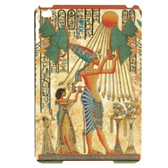 Egyptian Man Sun God Ra Amun Apple Ipad Mini 4 Black Uv Print Case
