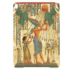 Egyptian Man Sun God Ra Amun Apple Ipad Pro 10 5   Black Uv Print Case