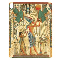 Egyptian Man Sun God Ra Amun Apple Ipad Pro 12 9   Black Uv Print Case