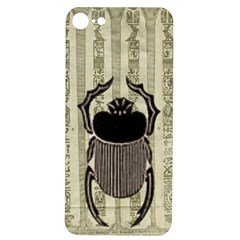 Egyptian Design Beetle Iphone 7/8 Soft Bumper Uv Case