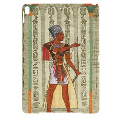 Egyptian Design Man Royal Apple Ipad Pro 10 5   Black Uv Print Case