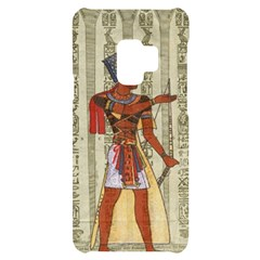 Egyptian Design Man Royal Samsung S9 Black Uv Print Case