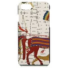 Egyptian Tutunkhamun Pharaoh Design Iphone 7/8 Black Uv Print Case