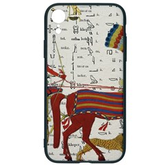 Egyptian Tutunkhamun Pharaoh Design Iphone Xr Soft Bumper Uv Case