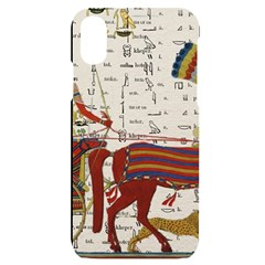 Egyptian Tutunkhamun Pharaoh Design Iphone X/xs Black Uv Print Case
