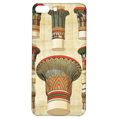 Egyptian Architecture Column Iphone 7/8 Plus Soft Bumper Uv Case