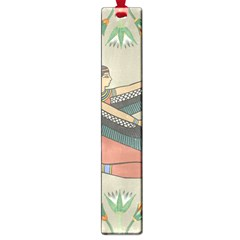 Egyptian Woman Wings Design Large Book Marks