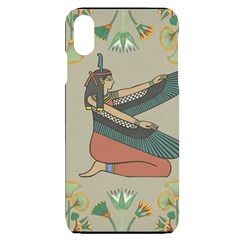 Egyptian Woman Wings Design Iphone Xs Max