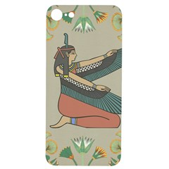 Egyptian Woman Wings Design Iphone 7/8 Soft Bumper Uv Case