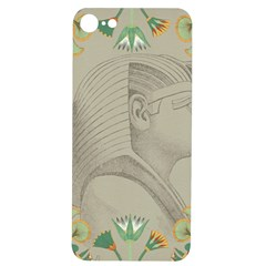 Pharaoh Egyptian Design Man King Iphone 7/8 Soft Bumper Uv Case