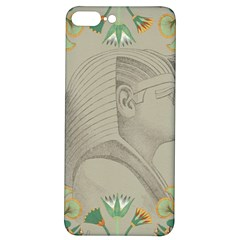 Pharaoh Egyptian Design Man King Iphone 7/8 Plus Soft Bumper Uv Case