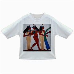 Egypt Fresco Mural Decoration Infant/toddler T Shirts