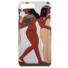 Egypt Fresco Mural Decoration Iphone 7/8 Plus Black Uv Print Case