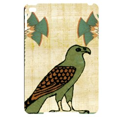 Egyptian Paper Papyrus Bird Apple Ipad Mini 4 Black Uv Print Case