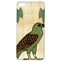 Egyptian Paper Papyrus Bird Iphone 7/8 Plus Soft Bumper Uv Case