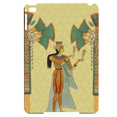 Egyptian Design Man Artifact Royal Apple Ipad Mini 4 Black Uv Print Case