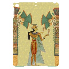 Egyptian Design Man Artifact Royal Apple Ipad Pro 9 7   Black Uv Print Case