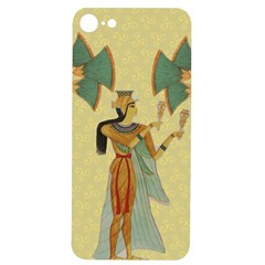 Egyptian Design Man Artifact Royal Iphone 7/8 Soft Bumper Uv Case