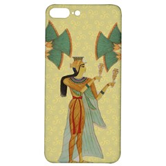 Egyptian Design Man Artifact Royal Iphone 7/8 Plus Soft Bumper Uv Case