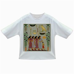 Egyptian Paper Women Child Owl Infant/toddler T Shirts