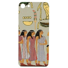 Egyptian Paper Women Child Owl Iphone 7/8 Soft Bumper Uv Case