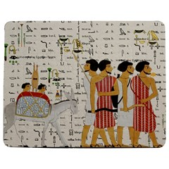 Egyptian Design Men Worker Slaves Jigsaw Puzzle Photo Stand (rectangular) by Sapixe