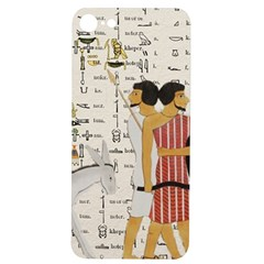 Egyptian Design Men Worker Slaves Iphone 7/8 Soft Bumper Uv Case