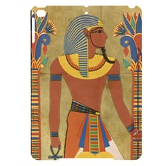 Egyptian Tutunkhamun Pharaoh Design Apple Ipad Pro 9 7   Black Uv Print Case