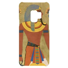 Egyptian Tutunkhamun Pharaoh Design Samsung S9 Black Uv Print Case