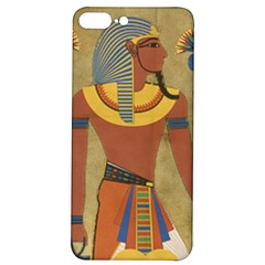 Egyptian Tutunkhamun Pharaoh Design Iphone 7/8 Plus Soft Bumper Uv Case