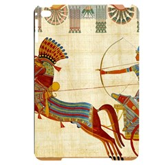 Egyptian Tutunkhamun Pharaoh Design Apple Ipad Mini 4 Black Uv Print Case