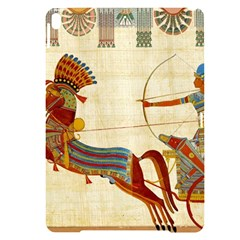Egyptian Tutunkhamun Pharaoh Design Apple Ipad Pro 10 5   Black Uv Print Case