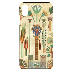 Egyptian Paper Papyrus Hieroglyphs Iphone Xs Max