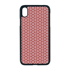 Pattern Star Backround Iphone Xr Seamless Case (black)