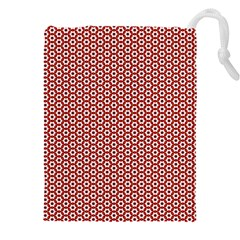 Pattern Star Backround Drawstring Pouch (xxxl)