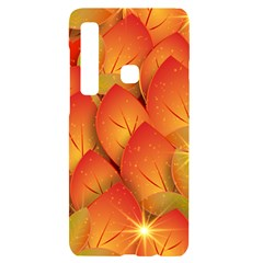Pattern Texture Leaf Samsung Case Others by HermanTelo
