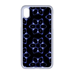 Purple Circle Wallpaper Iphone Xr Seamless Case (white)