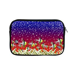 Sea Snow Christmas Coral Fish Apple Macbook Pro 13  Zipper Case