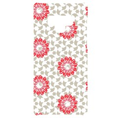 Stamping Pattern Red Samsung Note 9 Black Uv Print Case  by HermanTelo